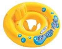 Zwemband My Baby Float Geel - 76cm bij debadeend.nl
