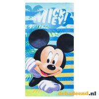 Strandlaken Mickey Mouse bij debadeend.nl