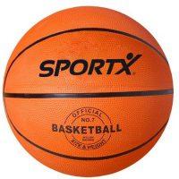 Basketbal - Oranje - 580 gr bij debadeend.nl