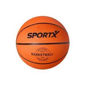 SportX Basketbal - Oranje - 580 gr