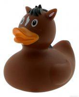 Badeend Paard - Dieren - 8,5 cm bij debadeend.nl