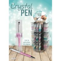 Crystal Pen - Happy Birthday bij debadeend.nl