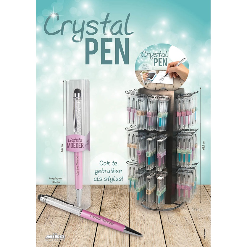 Crystal Pen – Make all your dreams come true