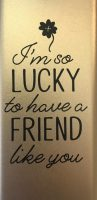 Powerbank - I'm so lucky to have a friend like you - 5.000 mAh bij debadeend.nl