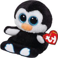 Peek A Boo Smartphonehouder - Penguin bij debadeend.nl