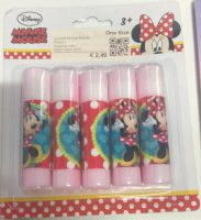 Disney Lijmstift – 5 stuks – Minnie Mouse
