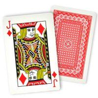 Speelkaarten - 1 pakje bij debadeend.nl