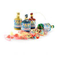 Confetti Shooter Party Poppers - 5 stuks bij debadeend.nl