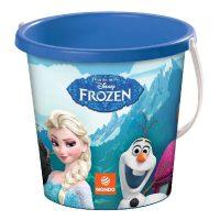 Frozen Emmer met Anna, Elsa en Olaf - 15 cm hoog bij debadeend.nl