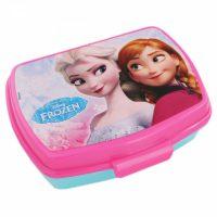 Frozen Lunchbox / Broodtrommel - Anna en Elsa bij debadeend.nl