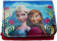 Frozen Vouwportemonnee - Anna en Elsa bij debadeend.nl