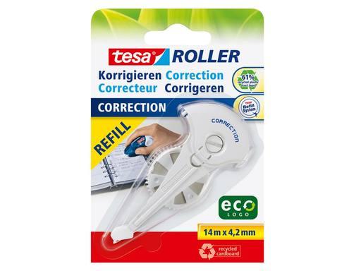 Correctierollervulling Tesa Eco - 4.2mm op blister bij debadeend.nl