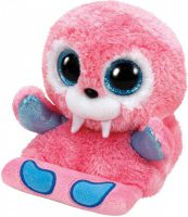 Peek A Boo Smartphonehouder - Roze walrus bij debadeend.nl