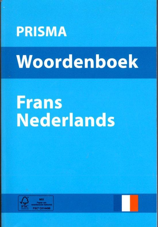Woordenboek: Frans - Nederlands bij debadeend.nl