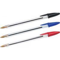 10 balpennen in 4 kleuren - Goedkope Ballpoint Pen bij debadeend.nl