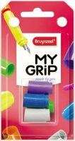 Bruynzeel My Grip Limited Edition Clicks - Glitter bij debadeend.nl