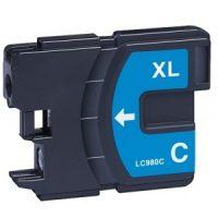 Inktcartridge LC-980Y XL - Geel - Hoge Capaciteit bij debadeend.nl