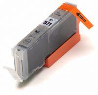 Inktcartridge CLI-571GY XL - Grijs - Hoge capaciteit bij debadeend.nl