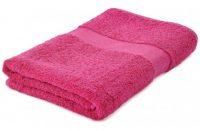 Textielset Roze - Badhanddoek 50 x 100 cm + 2 Gratis Washandjes bij debadeend.nl