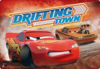 Cars Bureaulegger - Bliksem McQueen & Grem: Drifting Through Town bij debadeend.nl