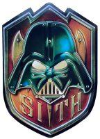 """Darth Vader """"Sith"""" Notitieboekje bij debadeend.nl"""