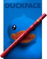 Duckface Notitieboekje - Blauw bij debadeend.nl