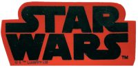 Star-Wars Logo Gum - Geel bij debadeend.nl