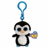 Penguin Beanie Waddles Sleutelhanger bij debadeend.nl
