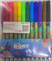 Finding Dory Kleurstiften - 12 st per verpakking bij debadeend.nl