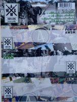 Schooletiketten - 100% EPIC - FCK'N AWSM - 18 etiketten (3 vellen, 6 labels per vel) bij debadeend.nl