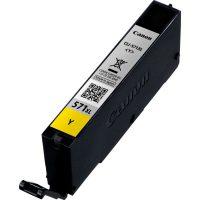 Inktcartridge CLI-571Y XL - Geel - Hoge capaciteit bij debadeend.nl