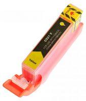 Inktcartridge C521 - Geel bij debadeend.nl