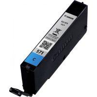 Inktcartridge CLI-571C XL - Cyaan - Hoge capaciteit bij debadeend.nl