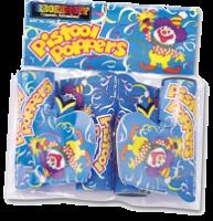 Confetti Shooter Pistool Poppers - 4 stuks bij debadeend.nl