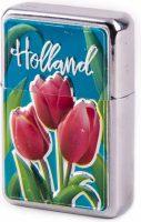 Zippo Aansteker Hollandse Tulpen bij debadeend.nl