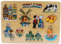 Hollandse Compilatie Puzzel - Hout bij debadeend.nl