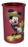 Tweegaats Puntenslijper Rood - Mickey Mouse bij debadeend.nl