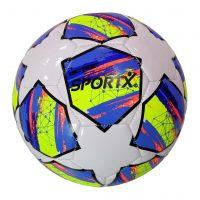 Voetbal Colorfull Star - Maat 5 - 350 gram bij debadeend.nl