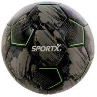 Voetbal Neon Green Black - Maat 5 - 350 gram bij debadeend.nl
