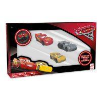 Pixar Cars 3 - 3D gummen - 3 stuks bij debadeend.nl