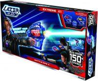 Lazer M.A.D. Extreme Battle Ops X - System 150+ Combo - Set van 2 bij debadeend.nl