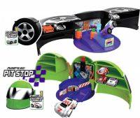 Micro Wheels Playset - Helm bij debadeend.nl